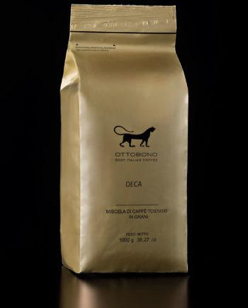 Ottobono Coffee Beans Deca