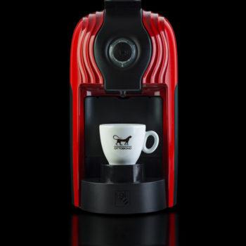 Macchina per caffè Fancy con tazza