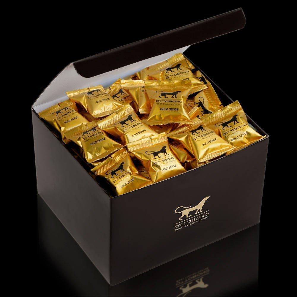 Gold capsule compatibili Nespresso pagina miscela
